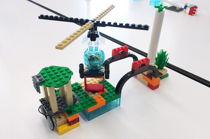 LEGO SERIOUS PLAY Methodik verbindet Denken und Handeln